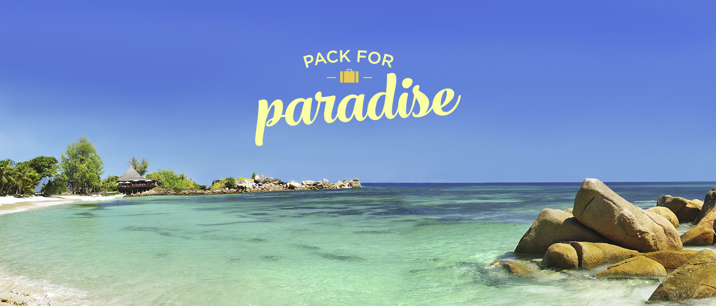Pack for Paradise